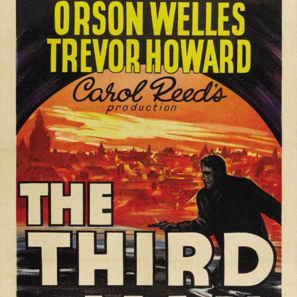 Proiezione del film Il terzo uomo, di Carol Reed (1949)
