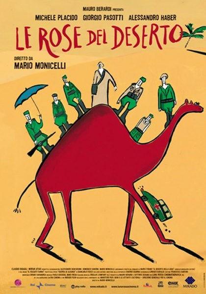 Proiezione del film Le rose del deserto, di Mario Monicelli